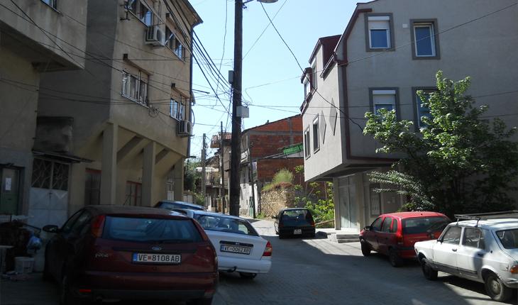 ulica Vera Ciriviri fin