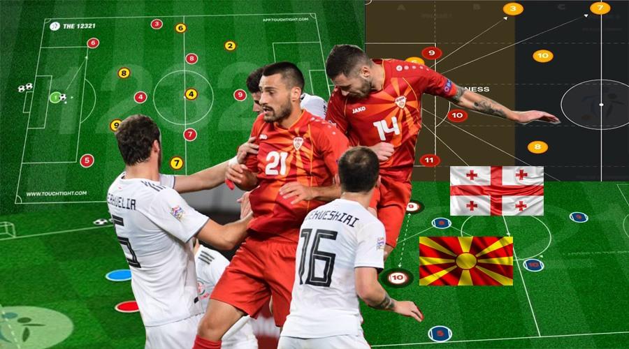 МЕЧ ЗА ИСТОРИЈА Македонија за првпат на чекор до пласман на Европското првенство