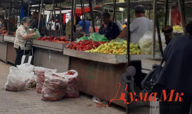 Сезоната на подготовка на ајвар и лутеница во полн ек, цените на градскиот пазар високи