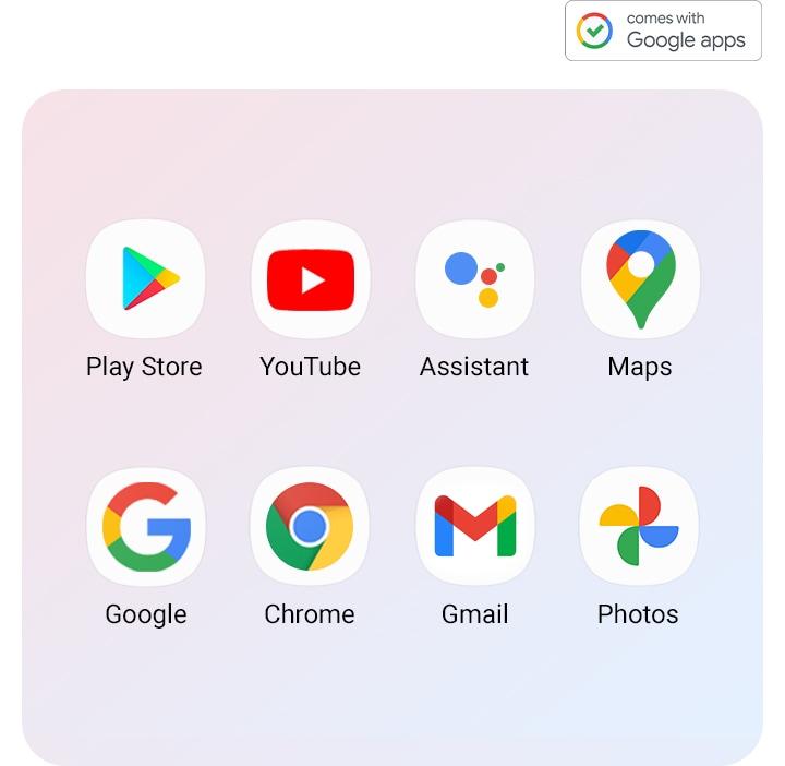 Без YouTube и Gmail апликации на постари уреди со Android
