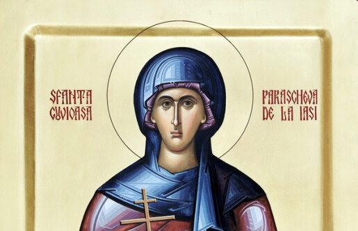 Денес се празнува Преподобна Параскева (Св.Петка)