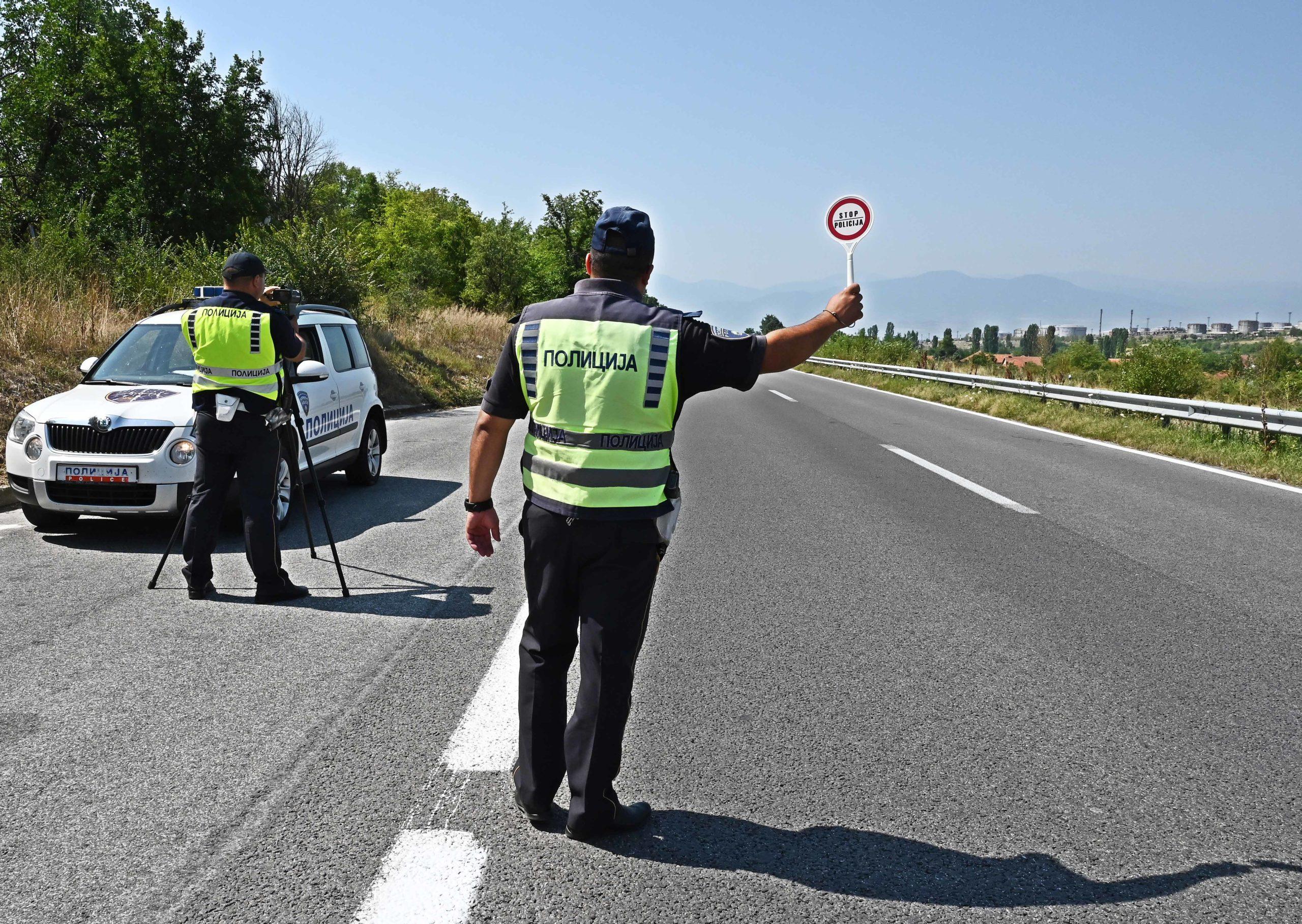 Засилените акциски контроли продолжуваат, санкционирани 374 возачи