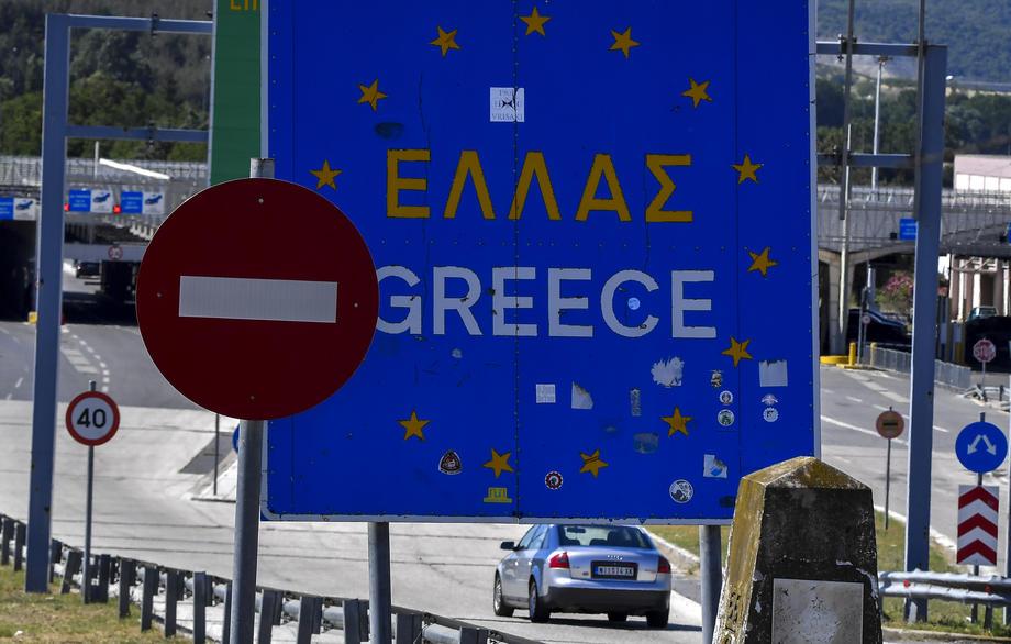 Правилата за влез во Грција непроменети и продолжени за уште една седмица
