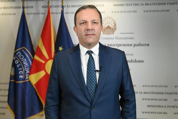 Спасовски: МВР е максимално подготвено да одговори на предизвиците околу безбедноста на изборниот процес