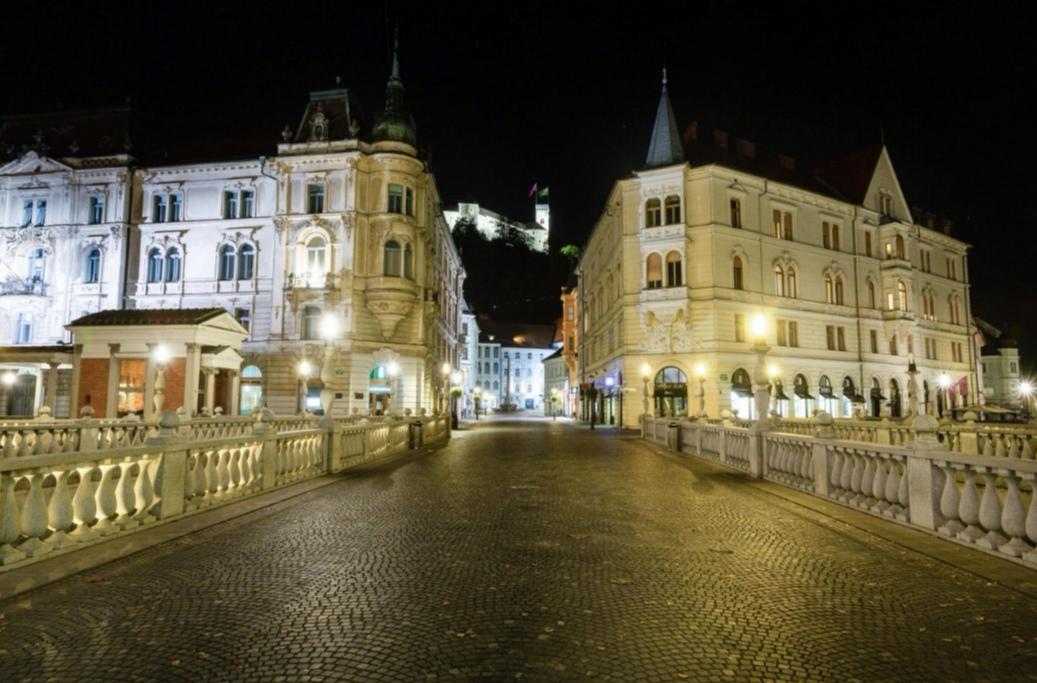 Протести во Љубљана пред самитот ЕУ-Западен Балкан