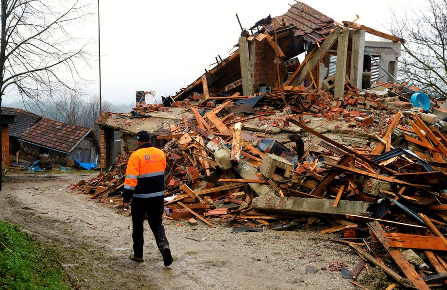 Во Хрватска лани биле регистрирани над 16.000 земјотреси